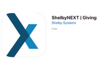 ShelbyNEXT Giving App